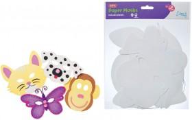 Kadink-4-Pack-Paper-Animal-Masks on sale