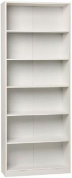 Studymate-Austin-6-Shelf-Bookcase on sale