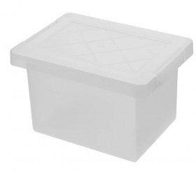 Otto-Frosted-Storage-Box-45L on sale