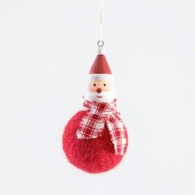 Jolly-Hanging-Santa-Decoration-by-Habitat on sale