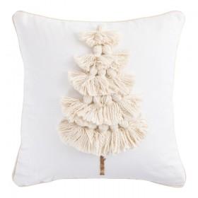 Christmas-Tree-Tassel-Cushion-by-Habitat on sale