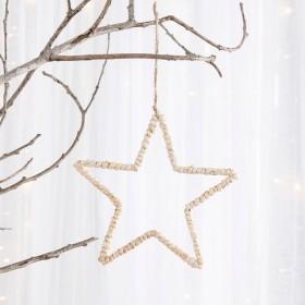 Paloma-Star-Hanging-Decoration-by-Habitat on sale