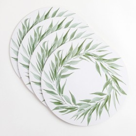 Gumleaf-Placemat-Pack-of-4-by-MUSE on sale