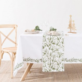 Gumleaf-Table-Cloth-by-MUSE on sale