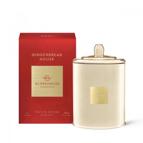 Gingerbread-House-380g-Candle-by-Glasshouse on sale