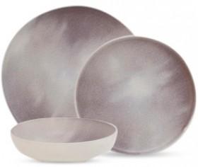 Salt-and-Pepper-Kanoko-Dinnerware-and-Serveware-12pc-Dinnerset on sale