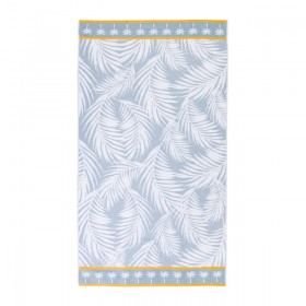 Sundays-Palmer-Denim-Beach-Towel-by-Pillow-Talk on sale