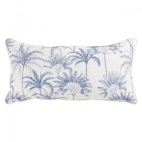 Sundays-Colombo-Denim-Oblong-Outdoor-Cushion-by-Pillow-Talk on sale