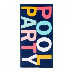 Sundays-Pool-Party-Beach-Towel-by-Pillow-Talk on sale