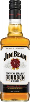 Jim-Beam-White-Label-Bourbon-700mL on sale
