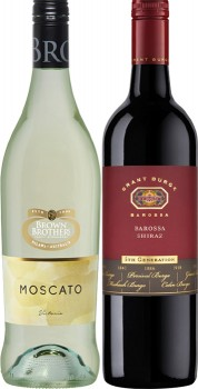 Brown-Brothers-Moscato-or-Grant-Burge-5th-Generation-750mL-Varieties on sale