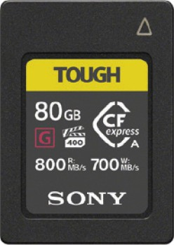 Sony-CF-Express-Type-A-80GB-Card on sale