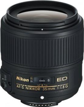 Nikon-Nikkor-AF-S-35mm-f18G-Prime-Lens on sale