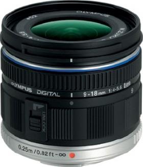 Olympus-MZuiko-ED-9-18mm-f40-56-Wide-Angle-Lens on sale