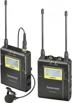Saramonic-UwMic9-2-Person-Wireless-Omni-Lavalier-Microphone-System on sale